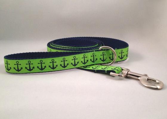 DIY Anchor Dog Leash