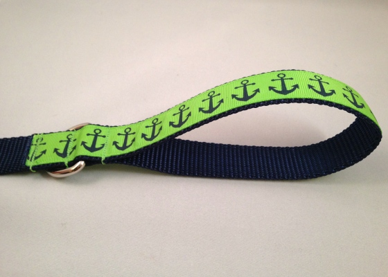 Sew Dog Leash Handle